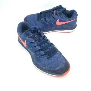 Nike womens vapor xhc tennis shoes blue pink white